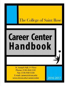 Career Center Handbook 2016-17